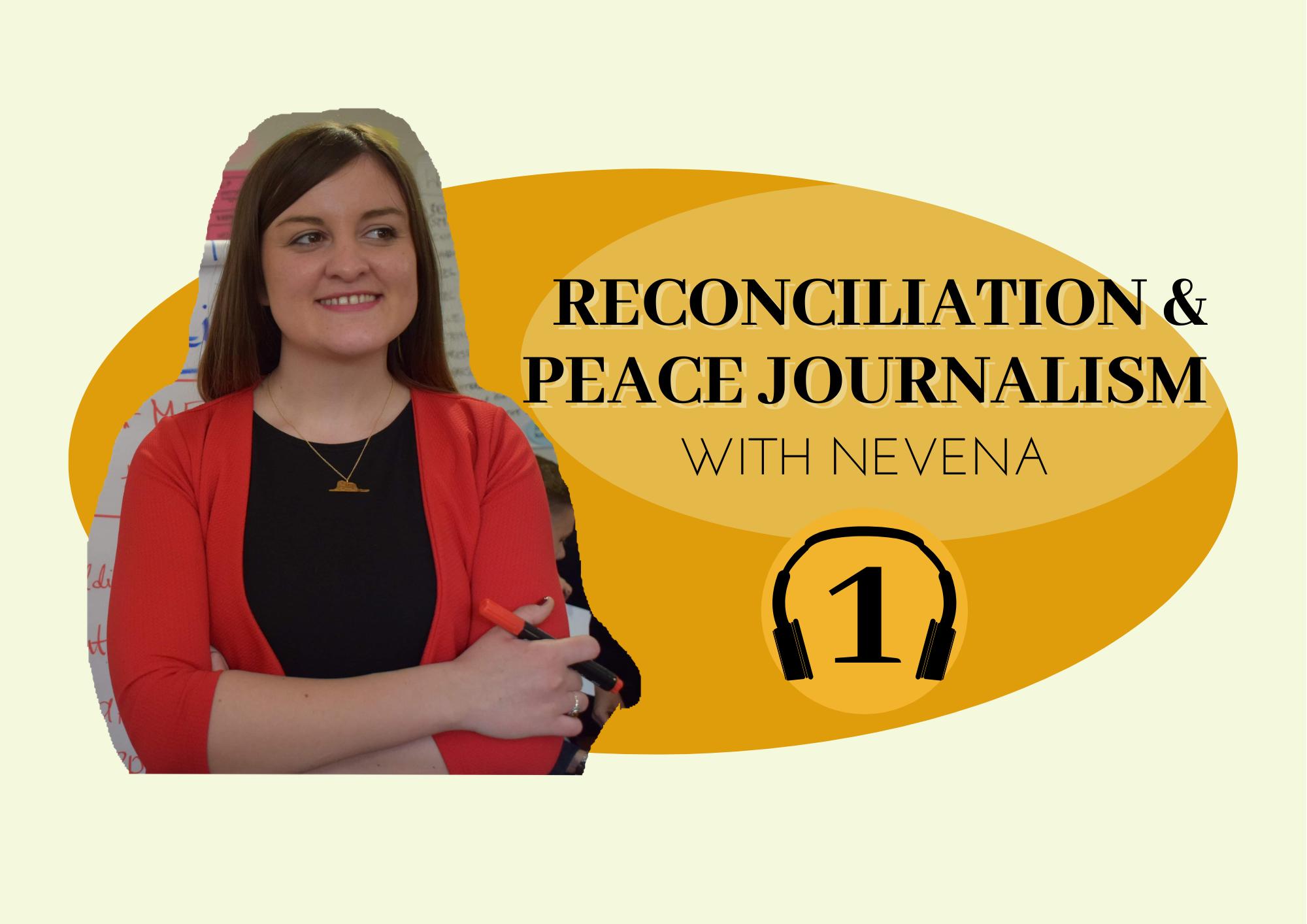 YOUTH PEACE TALKS EP.1: NEVENA RADOSAVLJEVIC