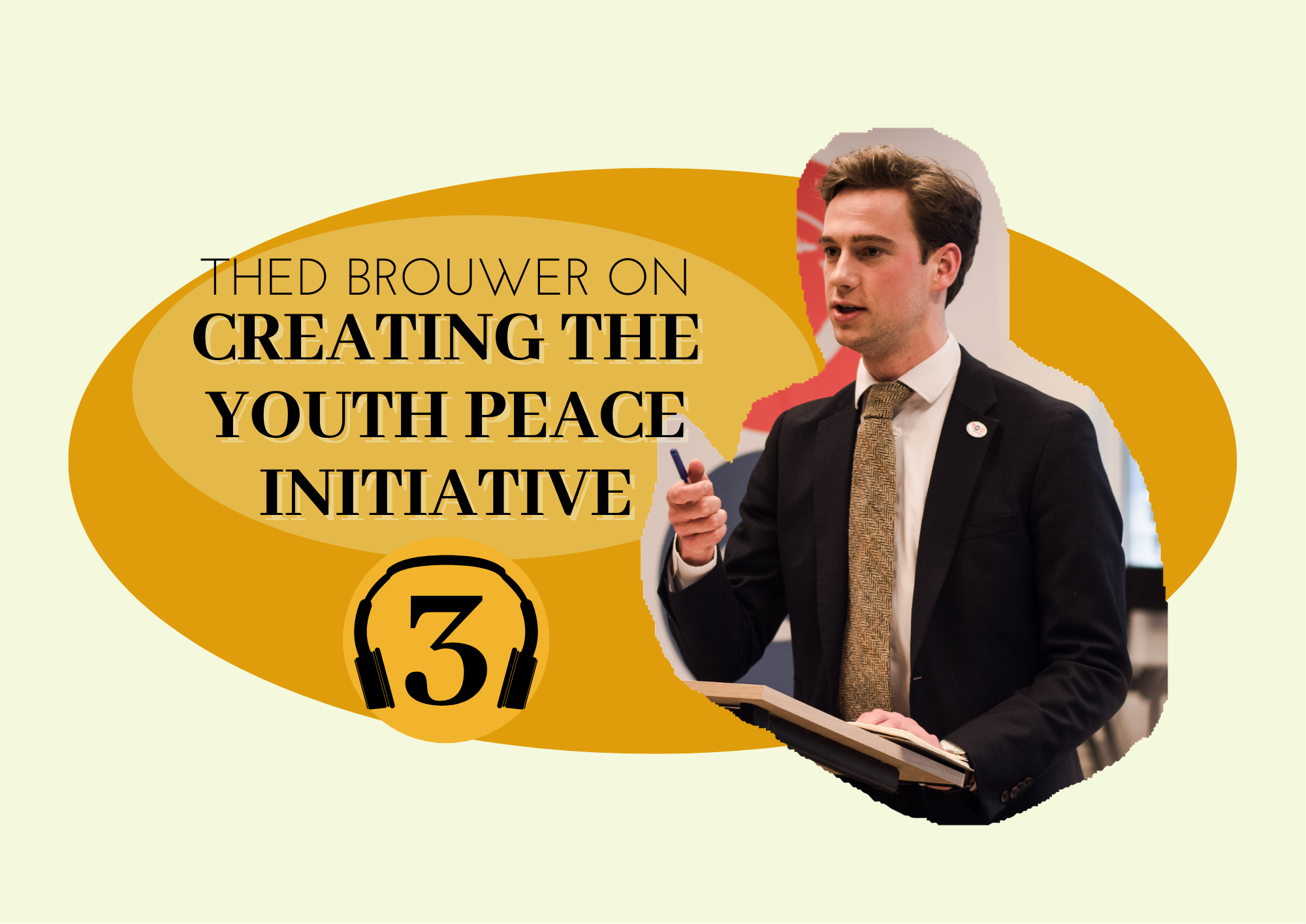 YOUTH PEACE TALKS EP.3: CREATING AN NGO WITH THED