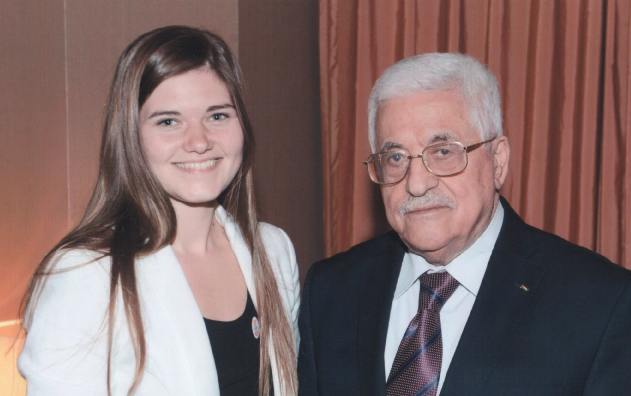 Meeting with Abbas