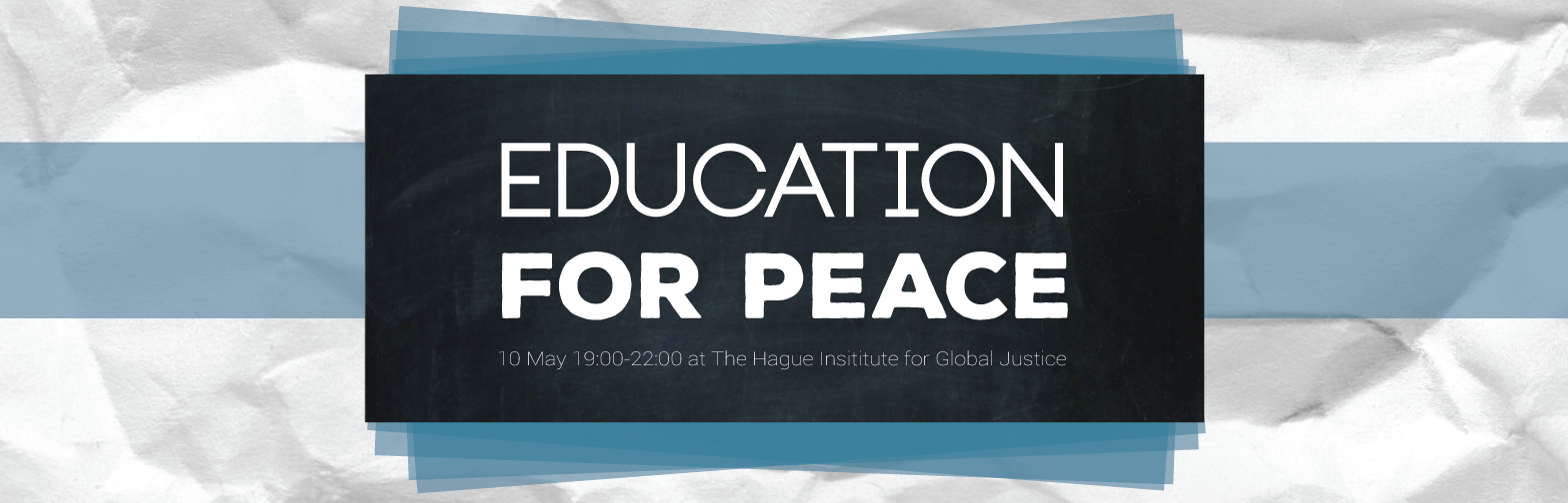 YPI LECTURE: EDUCATION FOR PEACE