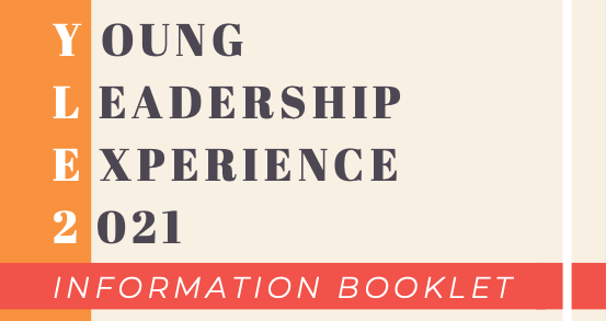 We are recruiting for the Young Leadership Experience 2021