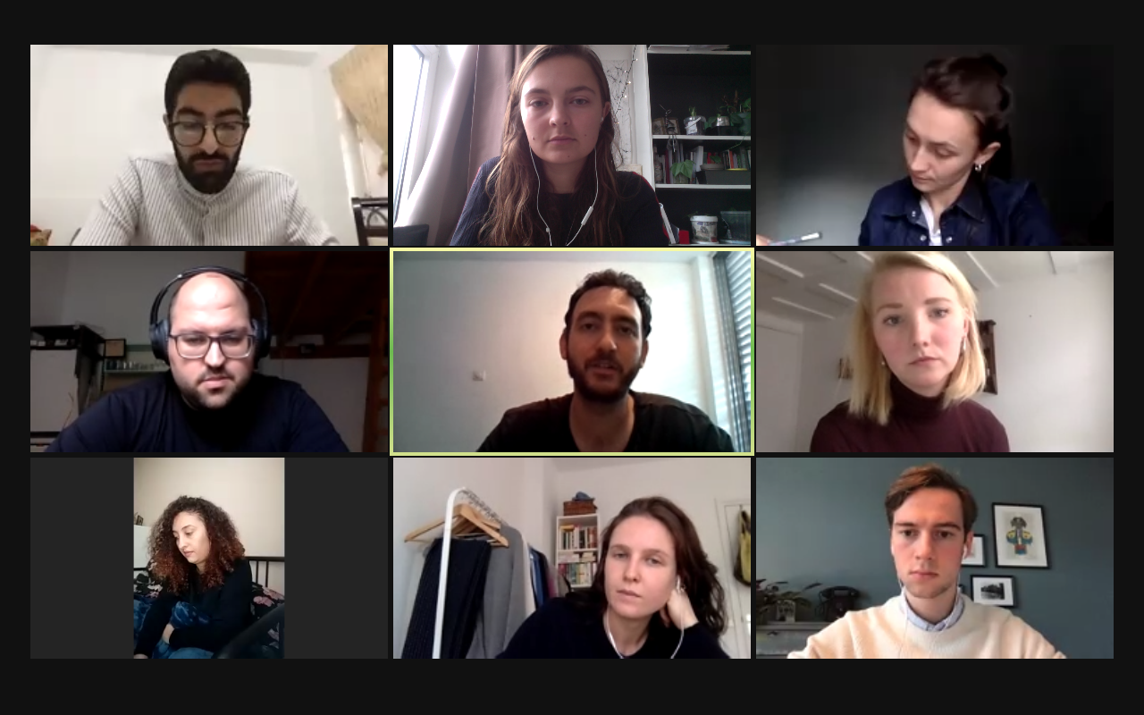 YPI'S first Think Tank with the Alumni Network